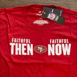 NFL San Francisco 49ers playoff Tee